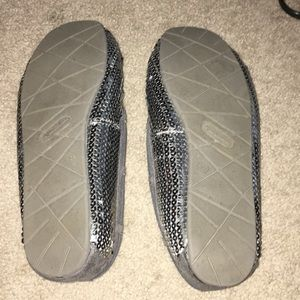 61d18917cf89b jcpenney Shoes - sparkly grey moccasins